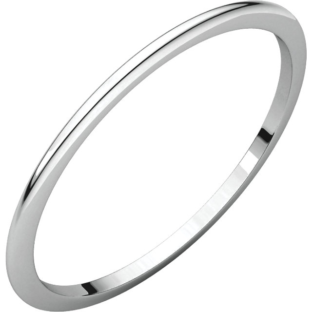Chatham Bridal White Gold Band by Chatham
