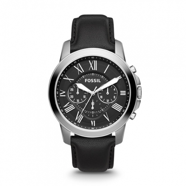 Fossil Grant Chronograph Watch by Fossil