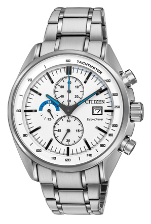 Citizen Drive Eco Drive Chronograph Watch by Citizen Eco Drive