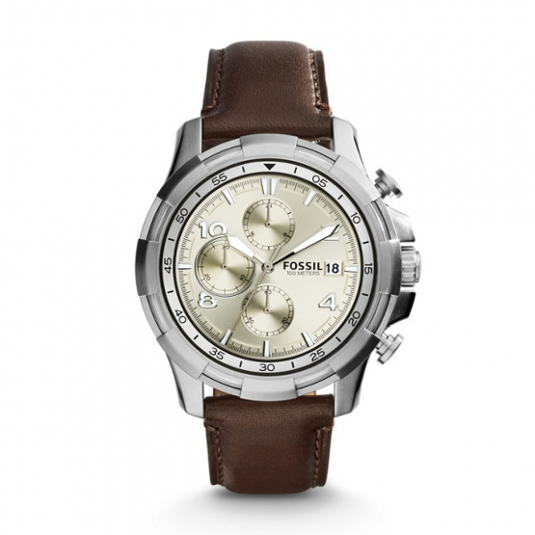 Fossil Dean Chronograph Watch by Fossil