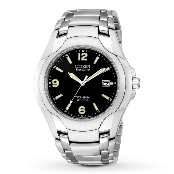Citizen Eco Drive Titanium Watch by Citizen Eco Drive