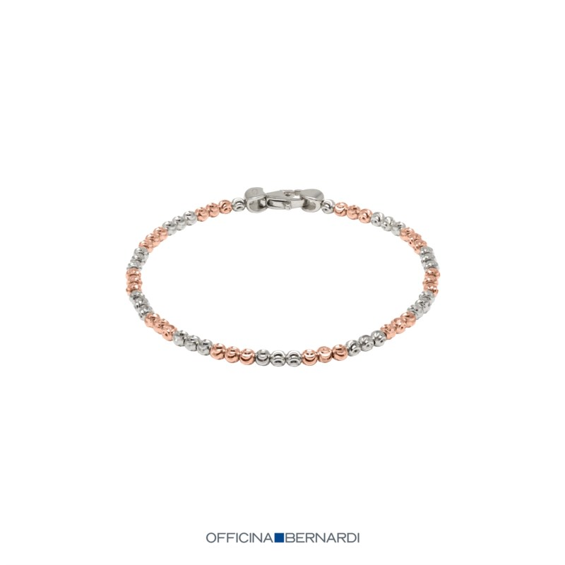 Silver Bracelets by Officina Bernardi