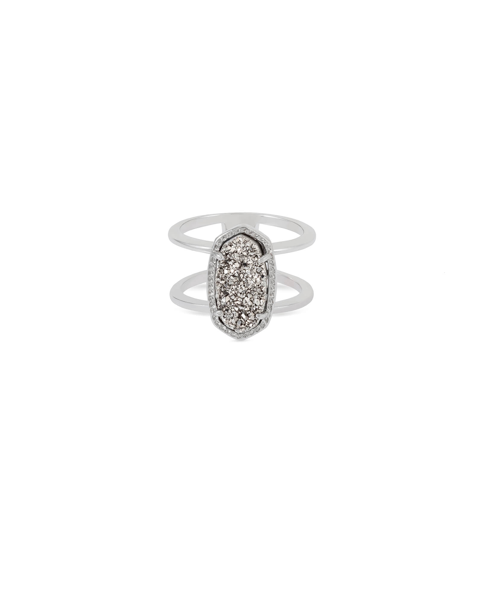 Silver Ring by Kendra Scott