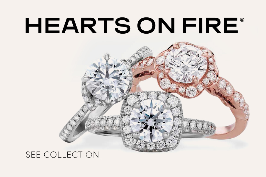 Hearts on Fire Bridal Jewelry and Engagement Rings