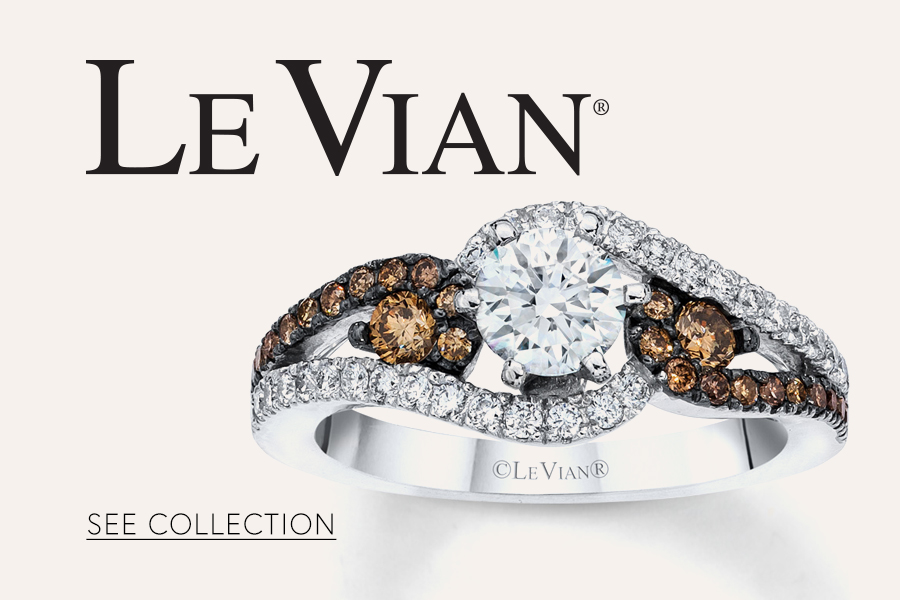 Le Vian Chocolate diamond jewelry