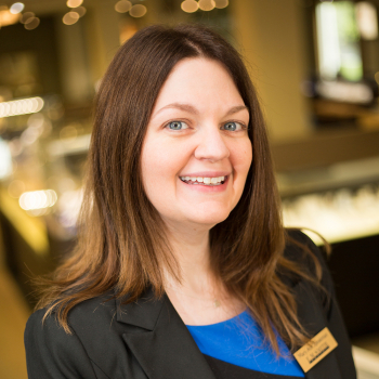 Mary Ann Speakman - Meet the jewelry experts at E.M. Smith Jewelers in Chillicothe, OH